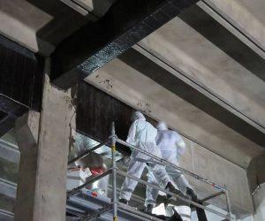 betono stiprinimas